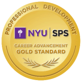 Seal - Professional Development Career Advancement Gold Standard
