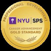 Seal - Professional Development Career Advancement Gold Standard